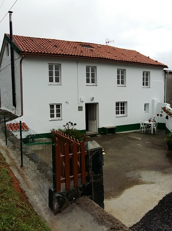 Casa de campo en cedeira santalla eira galicia - Casas de campo en galicia ...