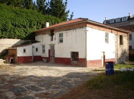 HOUSE TO REHABILITATE IN CEDEIRA