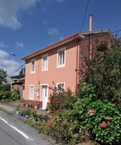 Casa con finca en Lugar A Corredoira, 5 - Santalla - Cedeira (A Coruña)