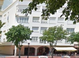 Piso en Plaza Sagrado Corazón - Edificio Casa Blanca, 3º C - Cedeira (A Coruña)