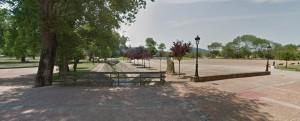 plaza da revolta