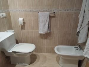 Cuarto de baño habitación 2