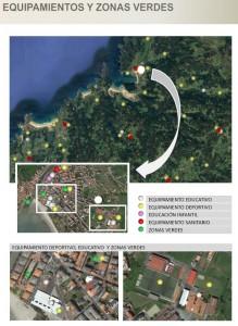 Laguna 3_equipamientos y zonas verdes