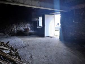 Interior alpendre